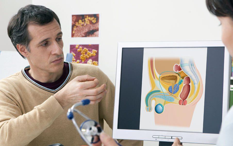 Nietrzymanie moczu u mężczyzn – analiza mikcji w celu ustalenia stopnia nasilenia dolegliwości